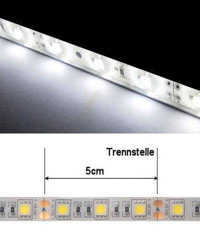 led streifen kaltweiss 500cm 12vdc 72 watt 4600lumen. Black Bedroom Furniture Sets. Home Design Ideas